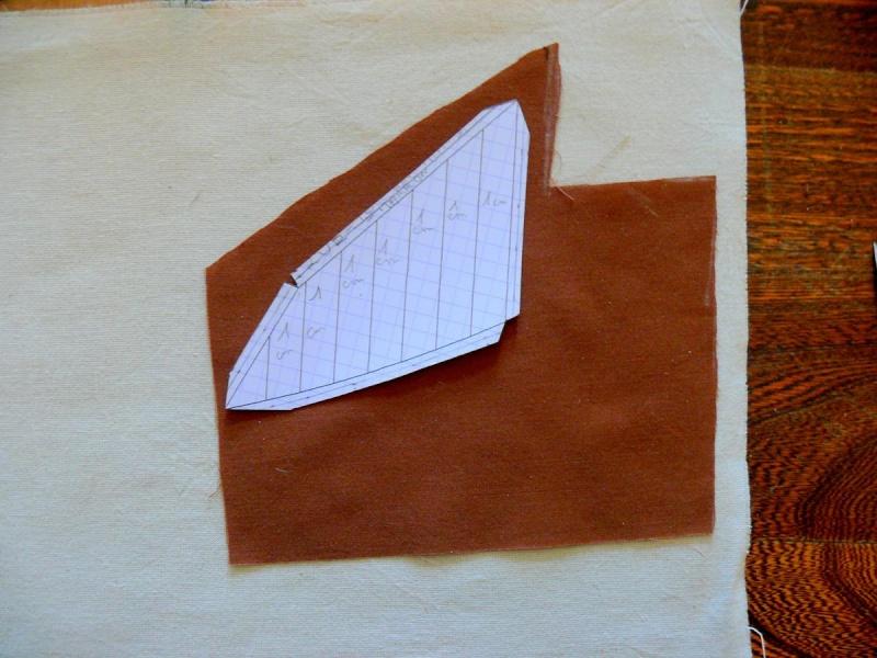 Pas pas pour la confection de voiles enti rement la main - Comment enlever du stylo sur du tissu ...