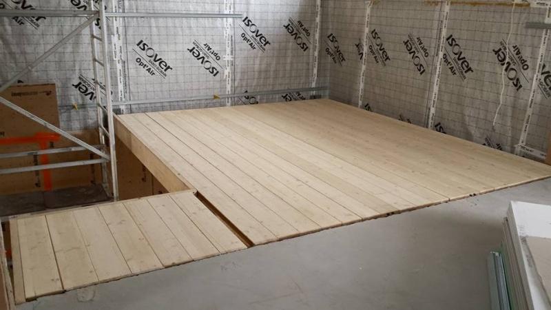 Construction maison diverses questions page 2 for Habiller une poutre en bois