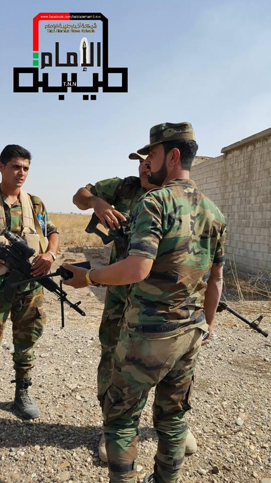 Syrian Armed Forces (Photos, Video) - Page 5
