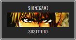 Shinigami Sustituto/a (13va División)