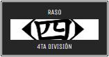 Shinigami Raso de la 4ta División