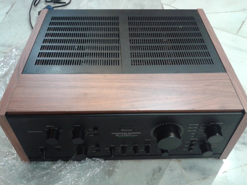 Sansui AU-D907 Limited Integrated Amplifier (used)