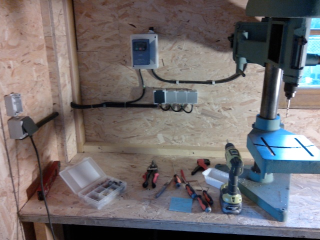 Mon nouvel atelier page 3 - Amenagement garage atelier ...