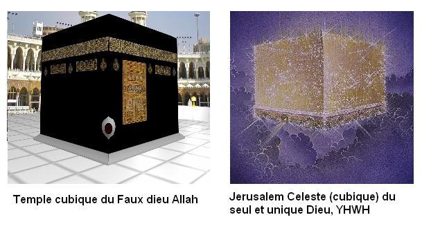 Satan allah et la kaaba islam vs messianisme for Interieur de la kaaba