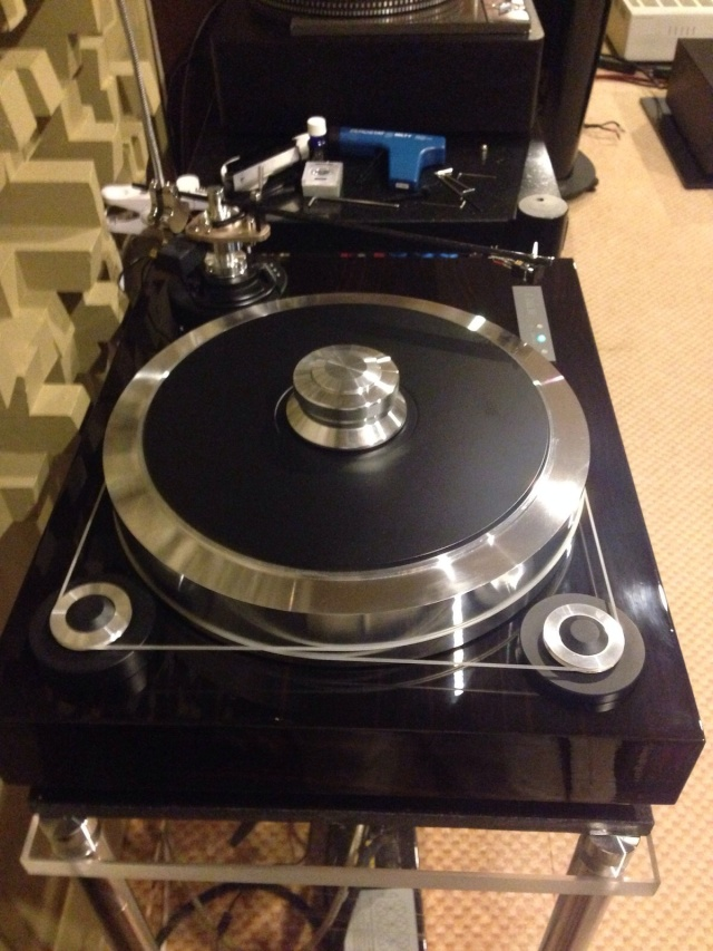 Eat Forte S Turntable Used Sold