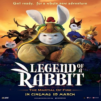 فيلم Legend of a Rabbit The Martial of Fire 2015 مترجم