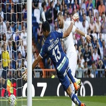 هدف مباراة ريال مدريد 1 × جرانادا 0