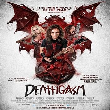 فيلم Deathgasm 2015 مترجم ديفيدى