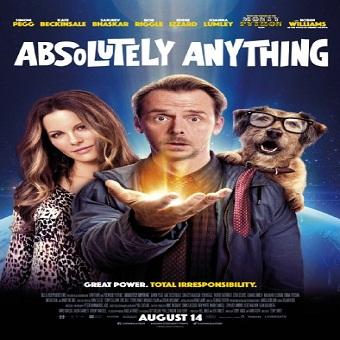 فيلم Absolutely Anything 2015 مترجم ديفيدى