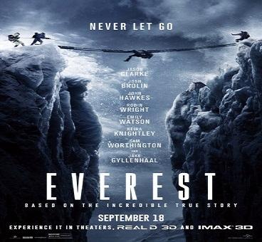 فيلم Everest 2015 مترجم ديفيدى
