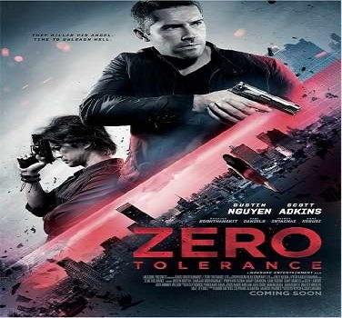 فيلم Zero Tolerance 2015 مترجم ديفيدى