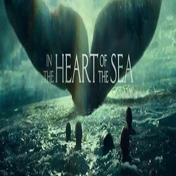العرض الدعائى الجديد والاخير  In the Heart of the Sea 2015