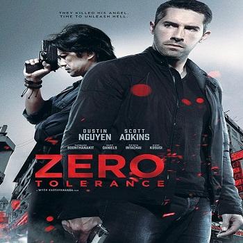 فيلم Zero Tolerance 2015 بترجمة احترافية كاملة 720p WEB-DL