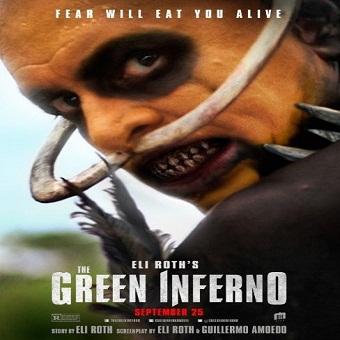 فيلم The Green Inferno 2015 مترجم نسخة ديفيدى