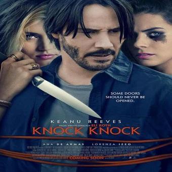 فيلم Knock knock 2015 مترجم ديفيدى