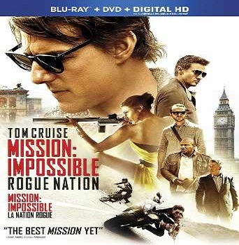 فيلم Mission Impossible Rogue Nation 2015 مترجم 480p & 720p