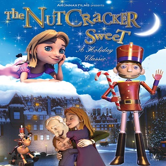 فيلم The Nutcracker Sweet 2015 مترجم ديفيدى