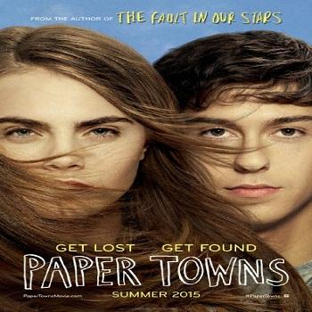 فيلم Paper Towns 2015 مترجم ديفيدى