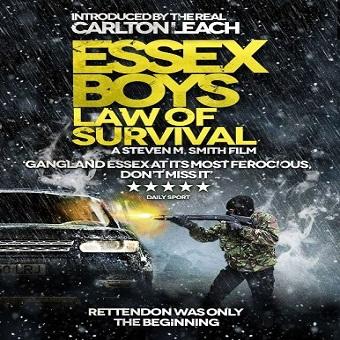 فيلم Essex boys Law of Survival 2015 مترجم ديفيدى