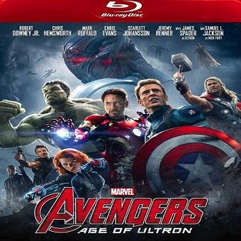 فيلم Avengers Age of Ultron 2015 مترجم 480 & 720 بلورى