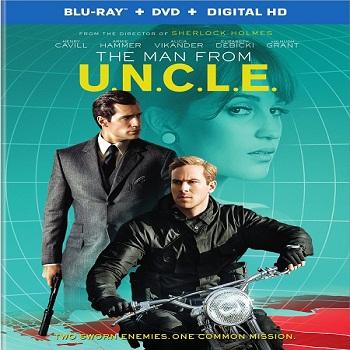 فيلم The Man from U.N.C.L.E. 2015 مترجم بلورى