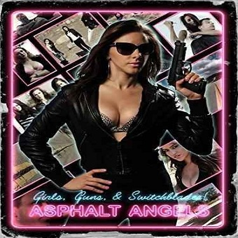 فيلم Asphalt Angels 2014 مترجم