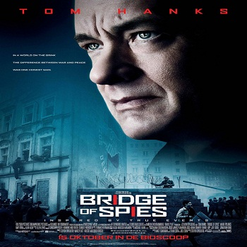فيلم Bridge of Spies 2015 مترجم 720p بلوراى