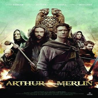 فيلم Arthur & Merlin 2015 مترجم ديفيدى