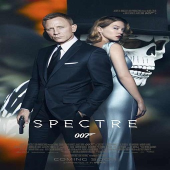 فيلم Spectre 2015 مترجم نسخة كـــام