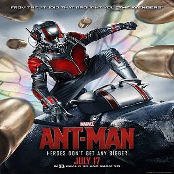 فيلم Ant-Man 2015 مترجم ديفيدى