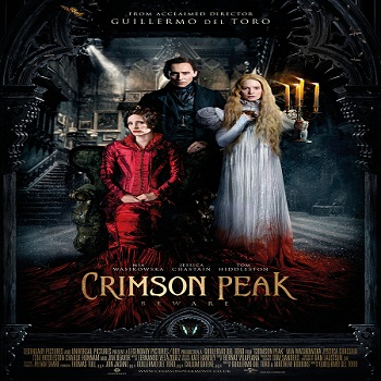 فيلم Crimson Peak 2015 مترجم كـــام