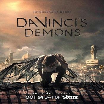 الحلقتين الـ(9+10والاخيرة) Da Vincis Demons مترجم م الـ 3