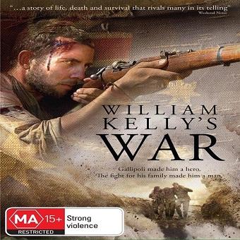 فيلم William Kellys War 2015 مترجم ديفيدى