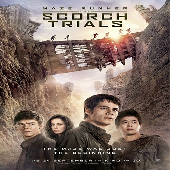 فيلم Maze runner The Scorch Trials 2015 مترجم 576p & 720p