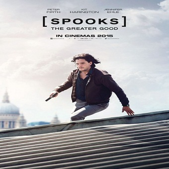 فيلم Spooks The Greater Good 2015 مترجم ديفيدى
