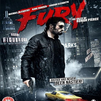 فيلم fury The Tales of Ronan Pierce 2014 مترجم ديفيدى