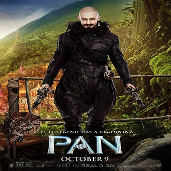 فيلم Pan 2015 مترجم نسخة تى اس