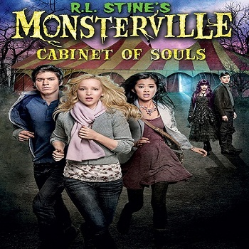 فيلم R.L. Stines monsterville The Cabinet of Souls 2015