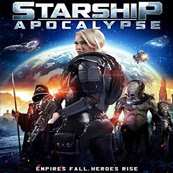 فيلم Starship Apocalypse 2014 مترجم ديفيدى