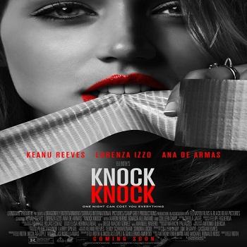 فيلم Knock knock 2015 مترجم نسخة 720p بلورى