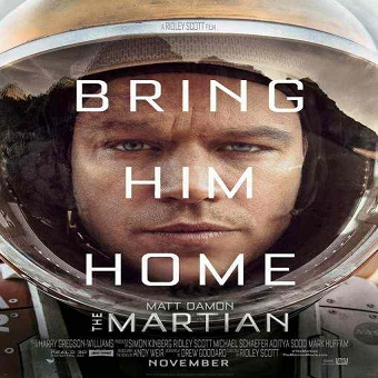 فيلم The Martian 2015 مترجم نسخة اتش دى - تى اس