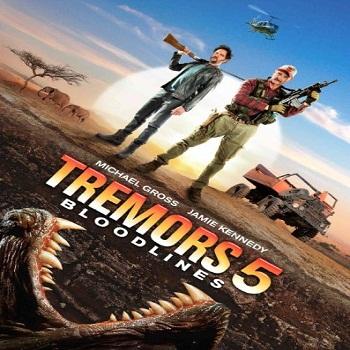 فيلم Tremors 5 Bloodlines 2015 مترجم ديفيدى