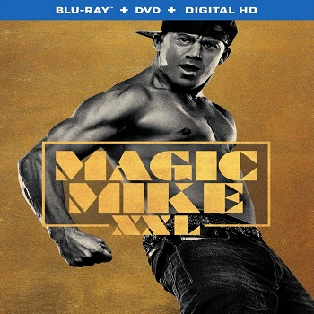 فيلم Magic Mike XXL 2015 مترجم 720p بلورى