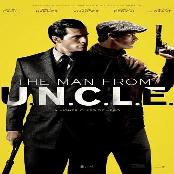 فيلم The Man from U.N.C.L.E ديفيدي 720p بالترجمة الإحترافية
