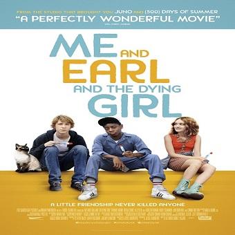فيلم Me and Earl and the Dying Girl 2015 مترجم ديفيدى