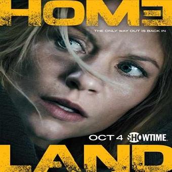 الحلقة الـ(1) من Homeland 2015 الموسم الخامس