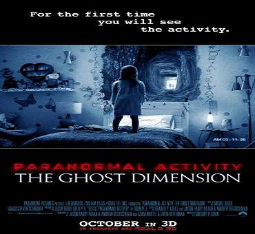 فيلم Paranormal activity The Ghost Dimension 2015 مترجم كـام