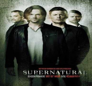مترجم الحلقة الـ(1) مسلسل Supernatural 2015 الموسم الـ11