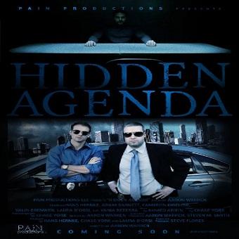 فيلم Hidden Agenda 2015 مترجم ديفيدى