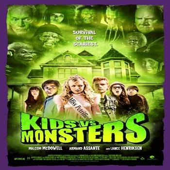 فيلم Kids vs Monsters 2015 مترجم ديفيدى